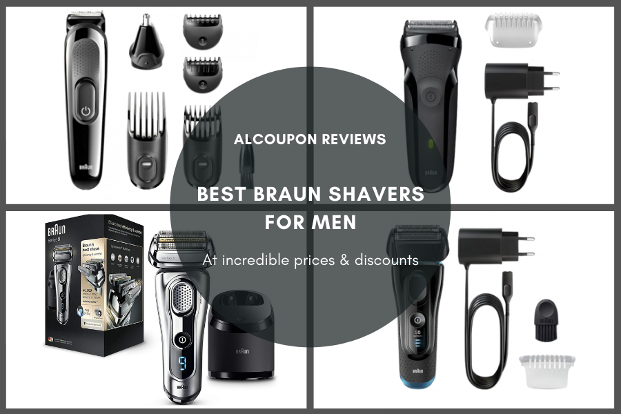 Best Braun shavers for men 2021 | Prices in Egypt