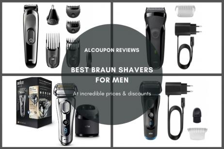 Best Braun shavers for men 2021 | Prices in Bahrain