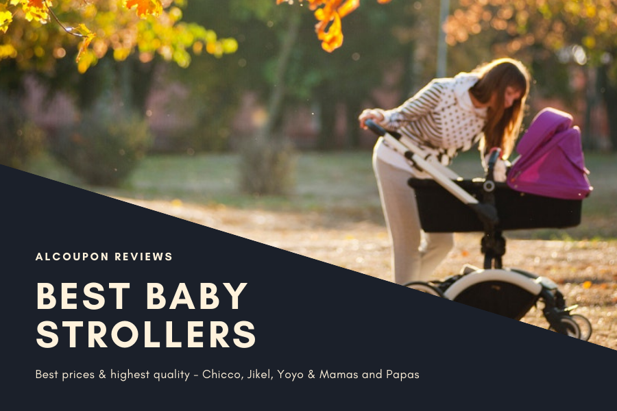 Best strollers to buy in Egypt