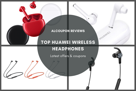 Top Huawei wireless headphones | Bahrain Buying Guide